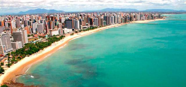 Oásis Atlântico Imperial: estada em Fortaleza, mais precisamente, na Praia de Meireles, para aproveitar o feriado do dia do trabalho no Brasil