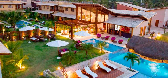 Pipa Beleza: 5º colocado entre 14 hotéis na Praia da Pipa.
