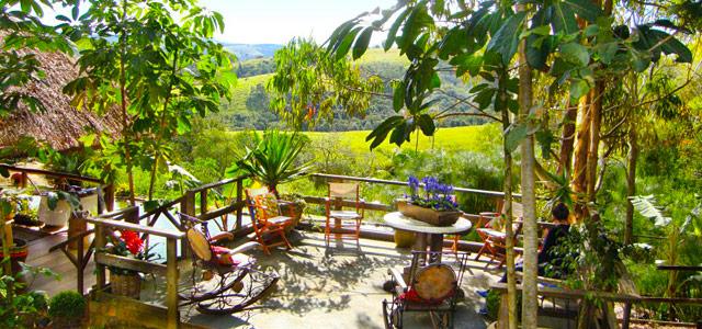 Spa 7 Voltas: Hotel Fazenda no interior de SP com clima de SPA. Muito verde, cenários naturais encantadores e atividades para ajudar a eliminar o estresse