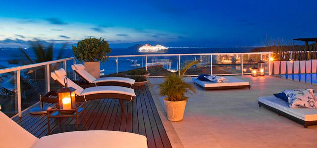 Tramonto di Búzios: hotel na paradisíaca Búzios, com atendimento personalizado, seu 1º de Maio será regado a conforto e muita sofisticação