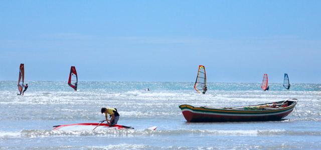 Tabatinga, a mais bela das praias de Caraguatatuba