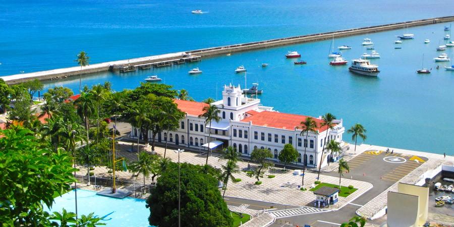Os encantos das praias do sul da Bahia!