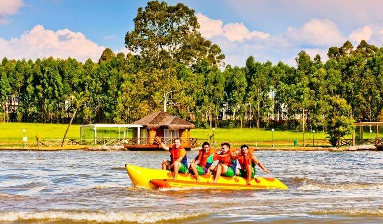 Leve a família para um resort em São Paulo com All-Inclusive!