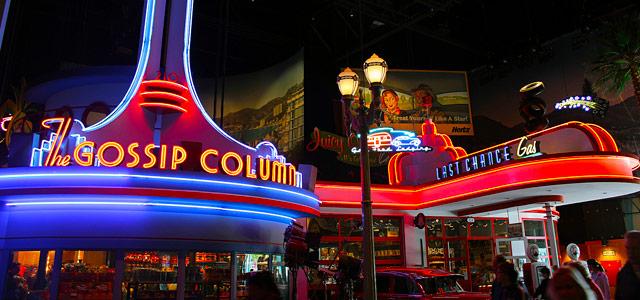 Walt Disney Studios Park, na Disney Paris, apresenta as melhores animações de todos os tempos