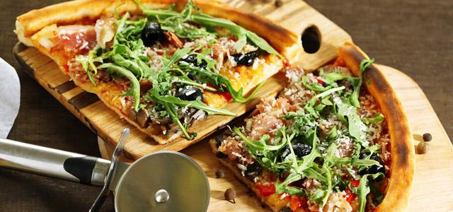 Arte da Pizza: instalado no Grande Hotel Campos do Jordão, parceiro de longa data do Zarpo, oferece deliciosas pizzas em ambiente agradável