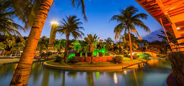 Blue Tree Park Lins oferece estada ideal para a família com pensão completa no dia de Corpus Christi