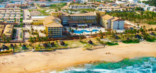 Gran Stella Maris: estada com pés na areia em uma das praias mais famosas da Bahia. Seu feriado de Corpus Christi 2014 mais ensolarado!