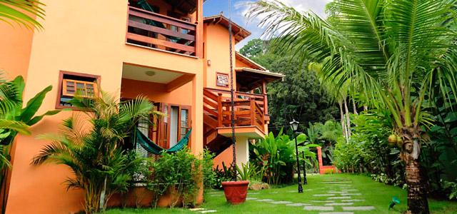Refúgio Tropical: conforto e charme em Paraty. Suas férias de julho muito charmosas!