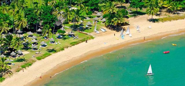 A Praia do Forte é a menina dos olhos do litoral baiano e uma das melhores praias do nordeste