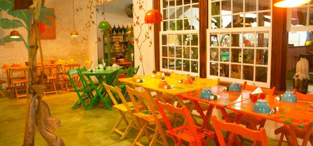 Thai Brasil: especializado na culinária tailandesa, o Thai encerra nosso Top 3 dos melhores restaurantes em Paraty