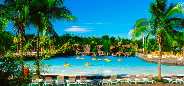 Thermas Park: um Corpus Christi 2014 mergulhado na diversão