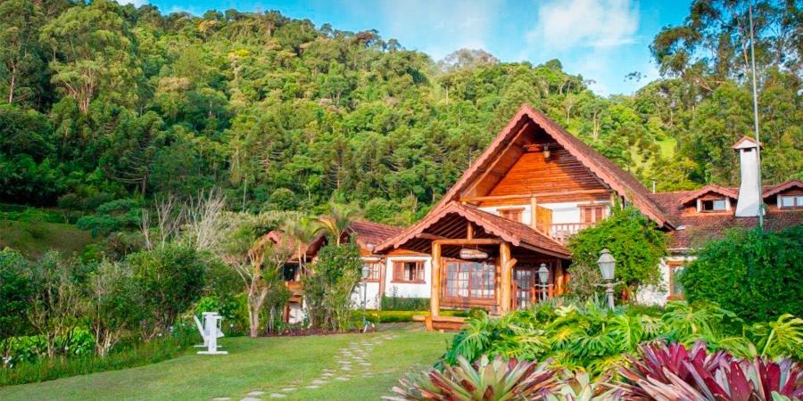 Hotel Fazenda Rosa dos Ventos: Um pedacinho da Suíça no Rio!