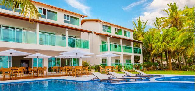 Amora Boutique Hotel, na Praia de Maresias