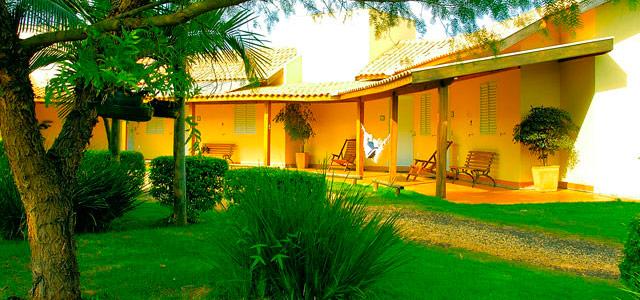 Relaxe em Brotas, no Hotel Fazenda Areia que Canta