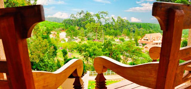 A estonteante vista do Hotel Serra Bonita Mantiqueira. Cidades mineiras têm um charme a mais. Não deixe de visitar!