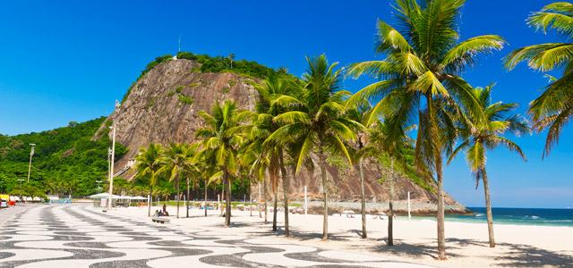 A saudosa Ipanema, tema de música, figura no nosso Top 5 lugares do Rio de Janeiro