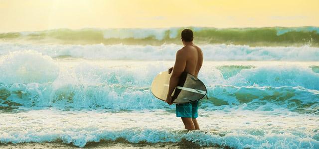 A Praia do Francês é ideal para a prática de surf. Conheça essa e mais praias de Maceió