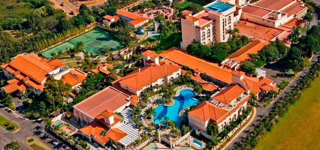 Royal Palm Plaza: férias escolares curtindo muito o sol de Campinas