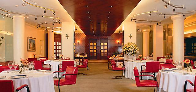 Luxo e inspiração no restaurante francês La Bourgogne localizado na Recoleta