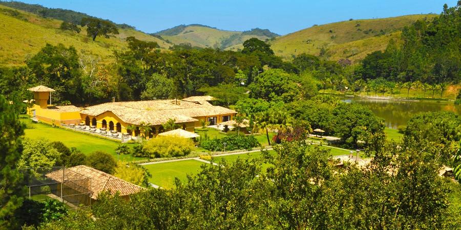 O mais novo Hotel Fazenda em Minas Gerais