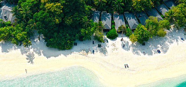 Royal Island Resort & Spa, nas Ilhas Maldivas