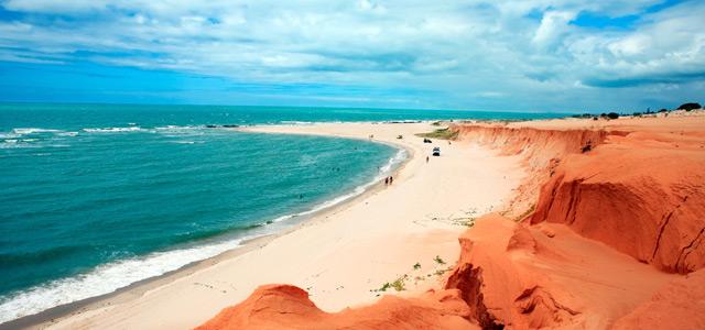 Canoa Quebrada (Acarati) - Praias Mais Bonitas do Brasil