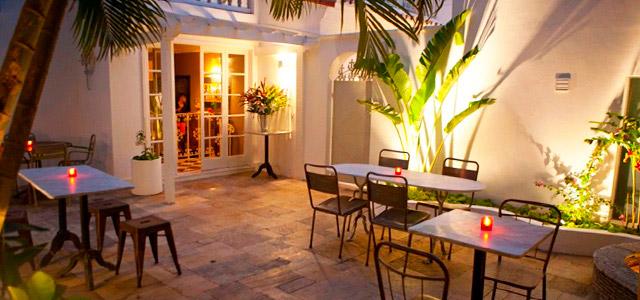 No Casa Mosquito a gastronomia recebe toque mediterrâneo e é comandada por chefe renomado