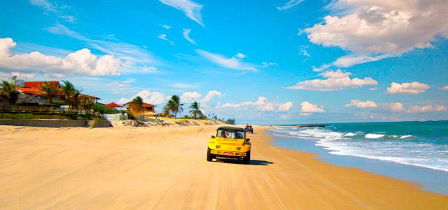 Genipabu, uma das praias mais bonitas do Brasil está nas nossas dicas!