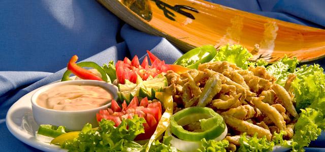 O Ki-Mukeka é considerado um dos mais fiéis representantes da culinária Baiana na cidade e um dos restaurantes em Salvador mais indicados para quem quiser saborear a melhor moqueca da Bahia
