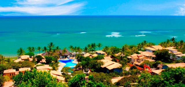 Mar Paraíso: Presente para o dia dos pais na praia de Mucugê