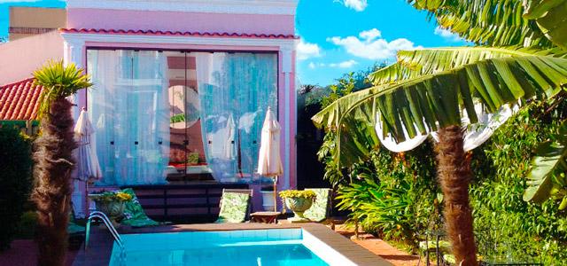 Quinta das Videiras: Presente para o dia dos pais que curtem relaxar próximo a praia