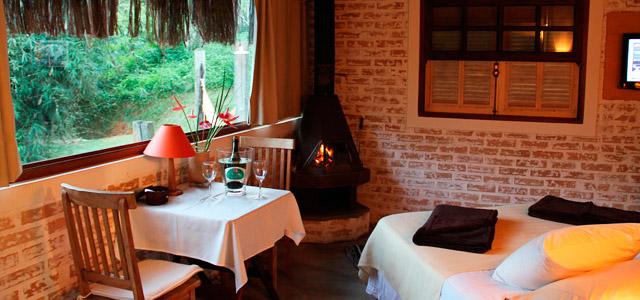 Refugio Villa da Mata: Presente para o dia dos pais com muito romantismo