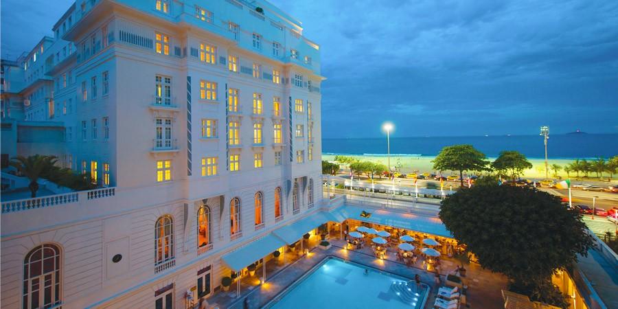 Belmond Copacabana Palace: Uma estada glamour no Rio de Janeiro!