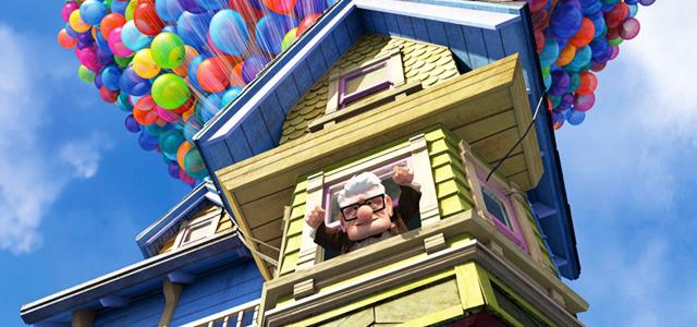 UP é um filme apaixonante, colorido e com uma sútil mensagem de encorajamento. Essa e mais outras dicas de filmes sobre viagens você encontra aqui!