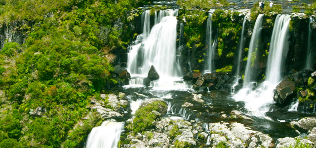 Cachoeira em Cambará do Sul