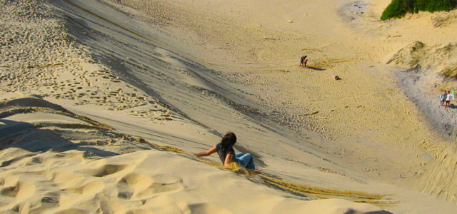 Dunas de Joaquina - Pontos turísticos do Brasil