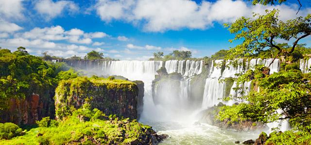 Cataratas do Iguaçu - Pontos turísticos do Brasil