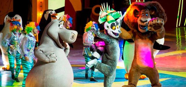 Madagascar Circus - Beto Carrero World