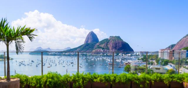 Pão de Açúcar - Rio de Janeiro - Pontos turísticos do Brasil