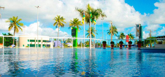 Piscina - Radisson Hotel Aracaju