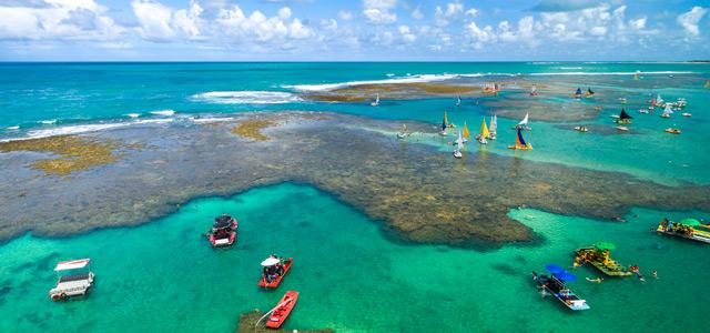 Porto de Galinhas (Ipojuca - Pernambuco) - Praias Mais Bonitas do Brasil