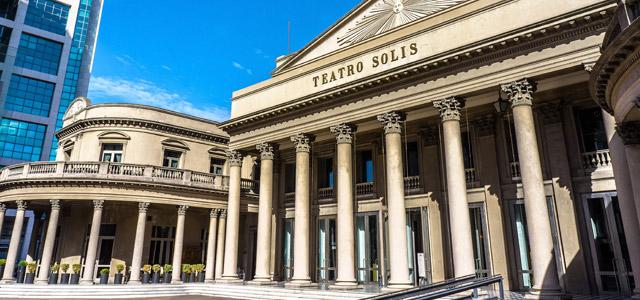 Teatro Solis - Viagem ao Uruguai