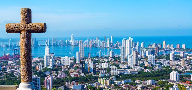 Pacotes de viagens internacionais - Cartagena All-Inclusive