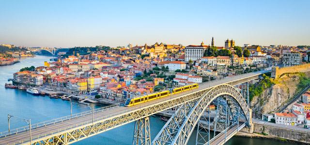 Pacotes de viagens internacionais - Porto
