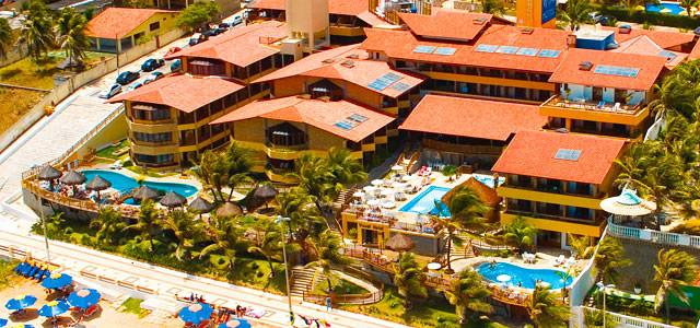Conheça um dos hotéis em Natal de tirar o fôlego, visite o Visual Praia Hotel.