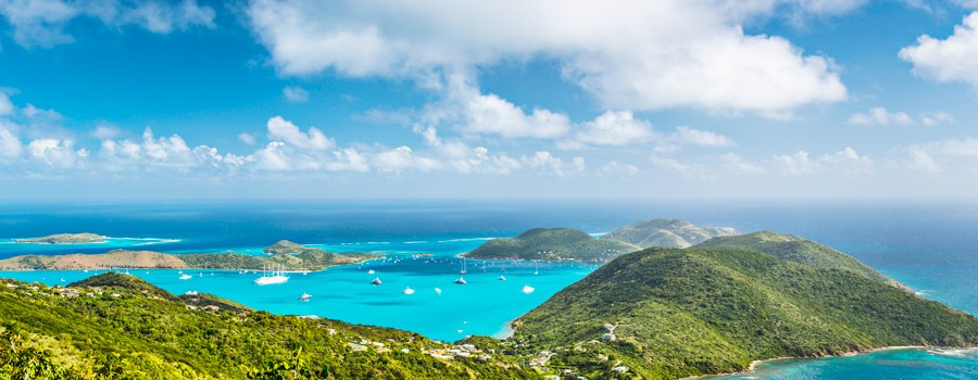 As 10 mais fascinantes praias do Caribe