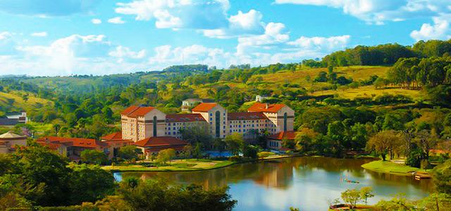 Um presente para o dia das crianças impossível de recusar, visite o Tauá Grande Hotel em Araxá e divirta-se com seus filhos.