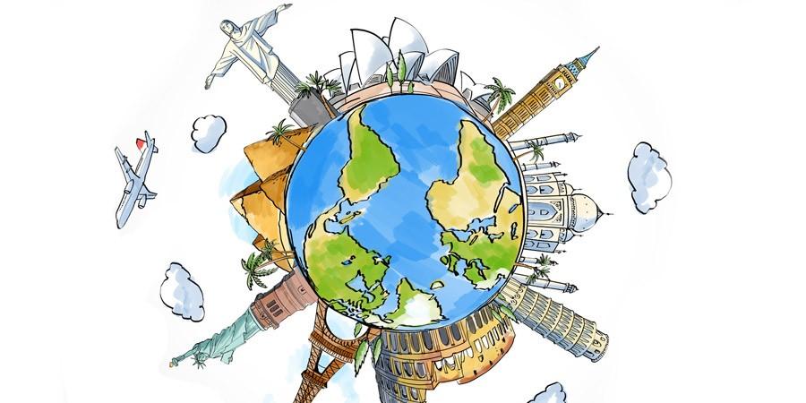 Top 10: Pacotes de viagens internacionais… Qual é o seu?