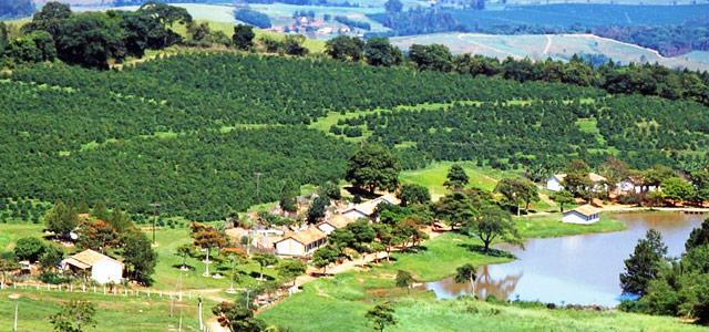 Hospedaria Águas Claras - Hotel fazenda no Brasil