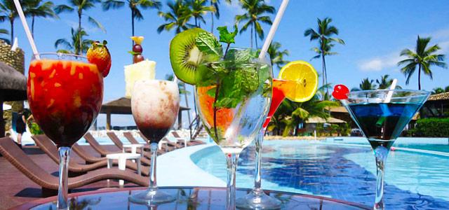 Sistema All Inclusive no Cana Brava Resort